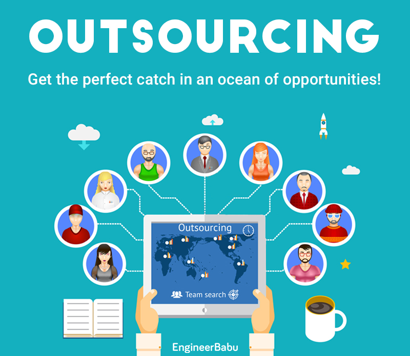 Outsourcing: Get The Perfect Catch In An Ocean of Opportunities